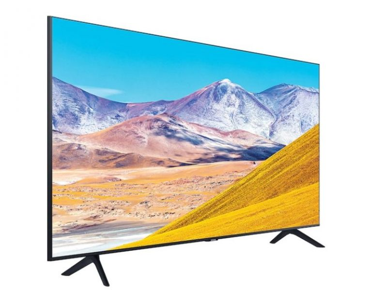 TV do 2000 zł Samsung UE50TU8002